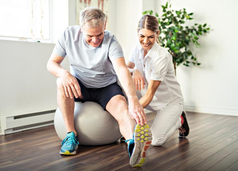 Rehabilitacja zosobą starszą